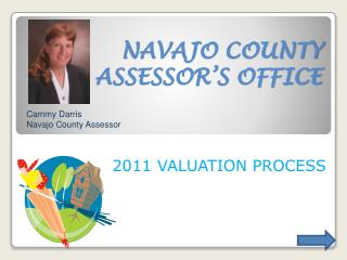 NAVAJO COUNTY ASSESSOR'S OFFICE