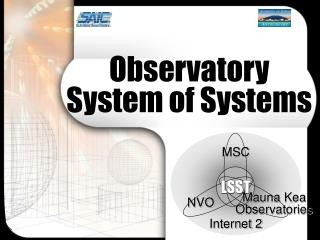 Observatory System of Systems