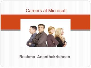 Careers at Microsoft