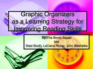 Graphic Organizers as a Learning Strategy for Improving Reading Skills