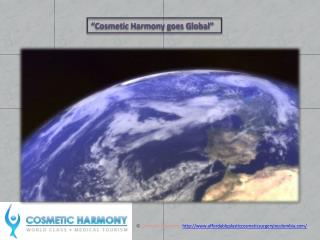 ???Cosmetic Harmony goes Global???