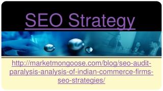 seo strategy