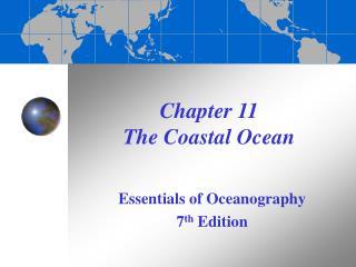 Chapter 11  The Coastal Ocean