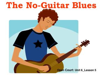 The No-Guitar Blues