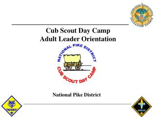 Cub Scout Day Camp  Adult Leader Orientation