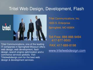 Web Development Services in Springfield Missouri