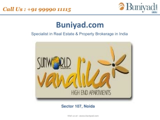 Sunworld Vanalika