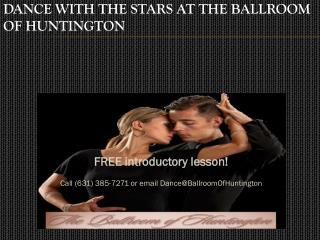 Having Fun and Enjoyment with Ballroom Dancing Lessons