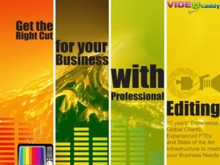 Video Caddy  Presentation