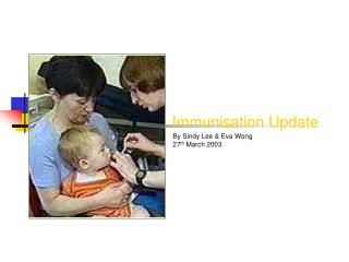 Immunisation Update