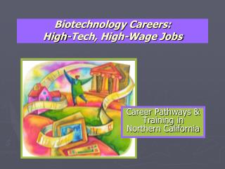 Biotechnology Careers: High-Tech, High-Wage Jobs