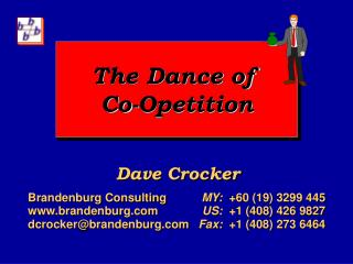 The Dance of  Co-Opetition