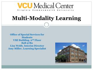 Multi-Modality Learning