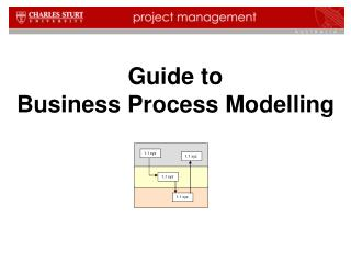 Guide to Business Process Modelling