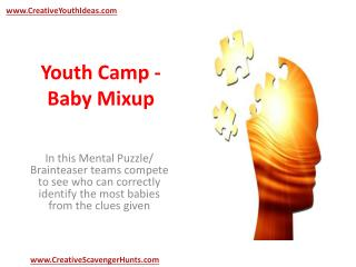 Youth Camp - Baby Mixup