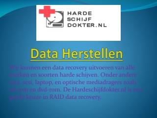 Data Herstellen