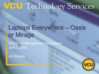 Laptops Everywhere – Oasis or Mirage