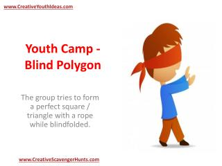Youth Camp - Blind Polygon