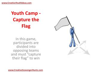 Youth Camp - Capture the Flag