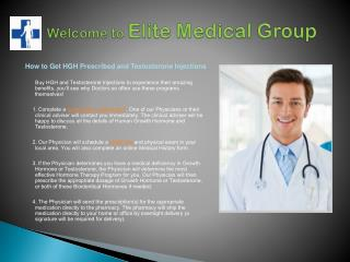 Elite Medical Group
