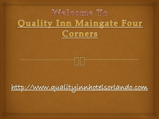 quality inn maingate four corners