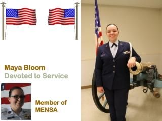 Maya Bloom