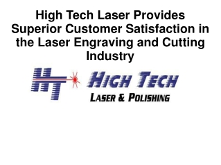 laser engraving services