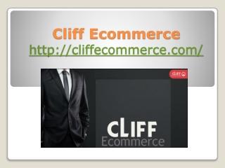 ecommerce website.