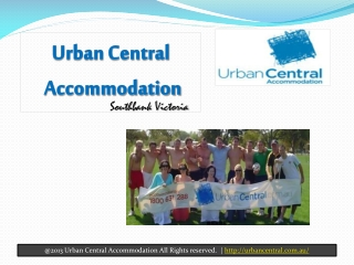 Urban Central-Backpacker Budget Hostel Accommodation