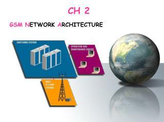 GSM N ETWORK A RCHITECTURE