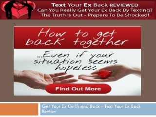 your ex back michael fiore review