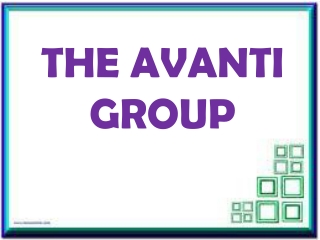 The Avanti Group China Gas Holdings Limited growing at an ex
