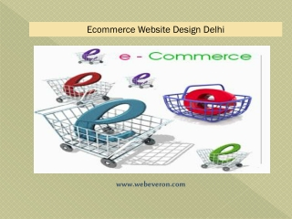 Ecommerce Web Design India is helping the Indian Businessmen