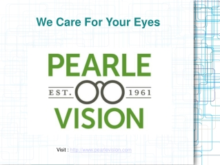 We Care For Your Eyes