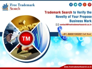 How to Register a Trademark Name in India