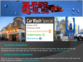Supershinecarwash