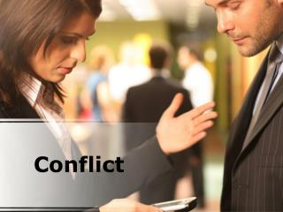 conflict (modern) powerpoint presentation content: 132 slide