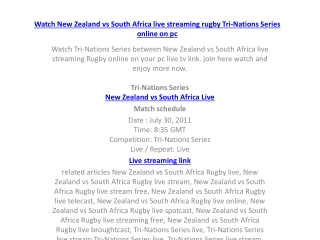 watch new zealand vs south africa live streaming rugby tri-n