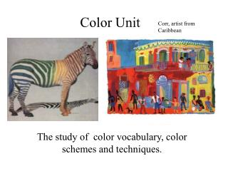 Color Unit