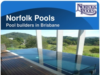 Norfolk Pools