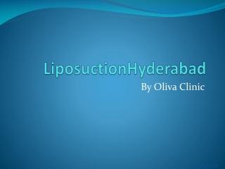 Liposuction Hyderabad