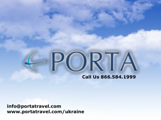 Services - Porta Travel Group