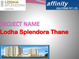 Residential Launch of Lodha Group