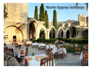 Wedding in North Cyprus Holidays with Direct Traveller