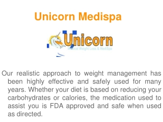 Unicorn Medispa