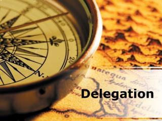delegation (modern) powerpoint presentation content: 128 sli