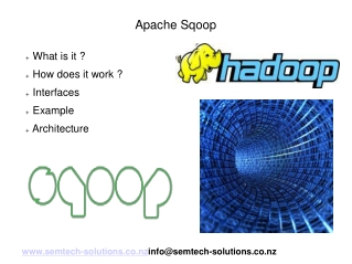 An introduction to Apache Sqoop