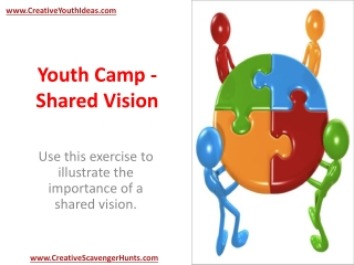 Youth Camp - Shared Vision
