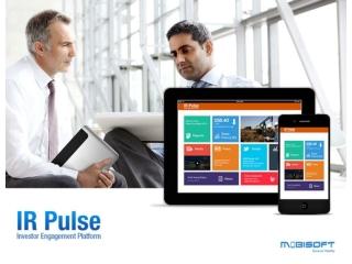 IR Pulse: Presentation