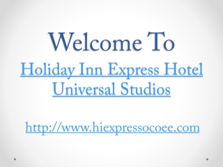 Holiday inn express orlando downtown